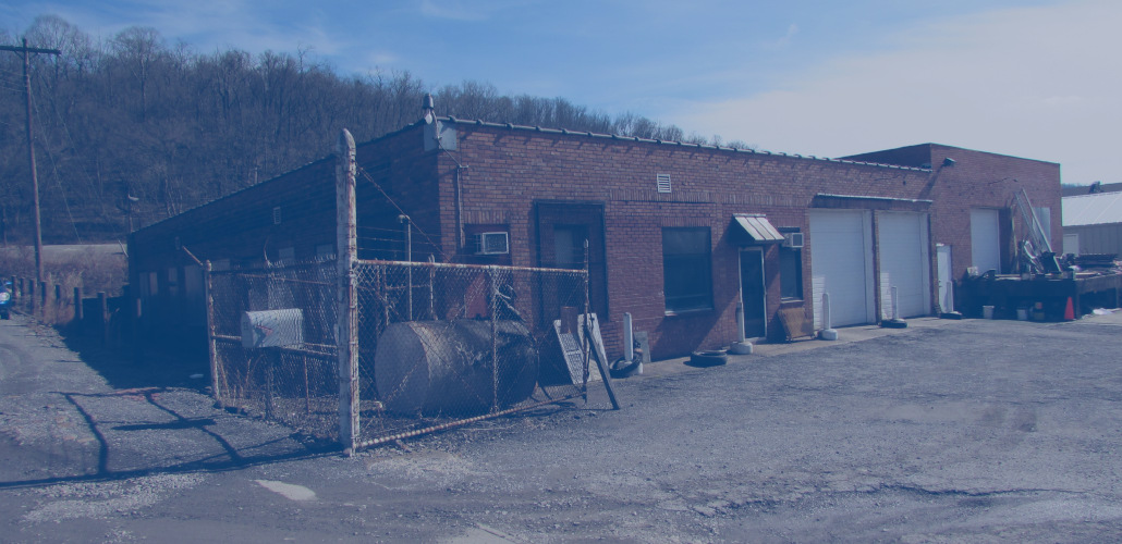 Environmental Site Assessment of former plastic fabrication building