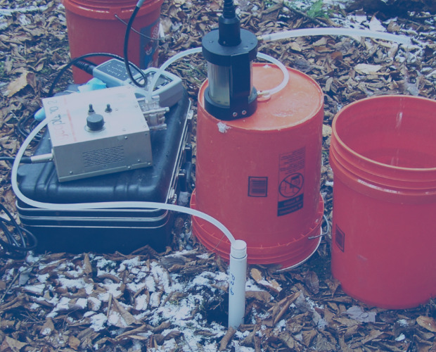 Quarterly Groundwater Sampling from Monitoring Wells at Former Manufactured Gas Plants in Indiana