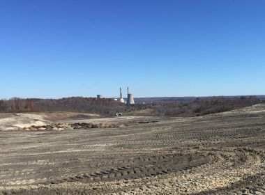 CCR Groundwater Monitoring at a Coal-Fired Power Plant in Gallia County, Ohio