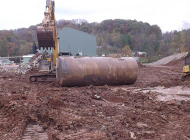 Diesel UST Site Remediation in Northwest Pennsylvania