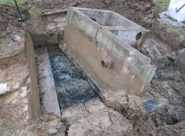 PCB TSCA Concrete Tank and Soil Removal in Jackson County, West Virginia