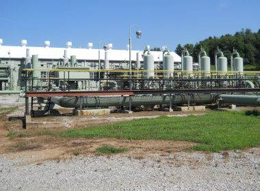 Remediation of Benzene-Impacted Groundwater at a Natural Gas Compressor Station in Kanawha County, West Virginia