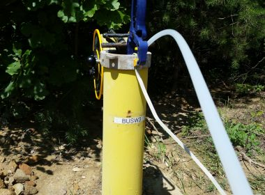 ROUTINE GROUNDWATER SAMPLING ACTIVITIES IN KANAWHA COUNTY, WEST VIRGINIA